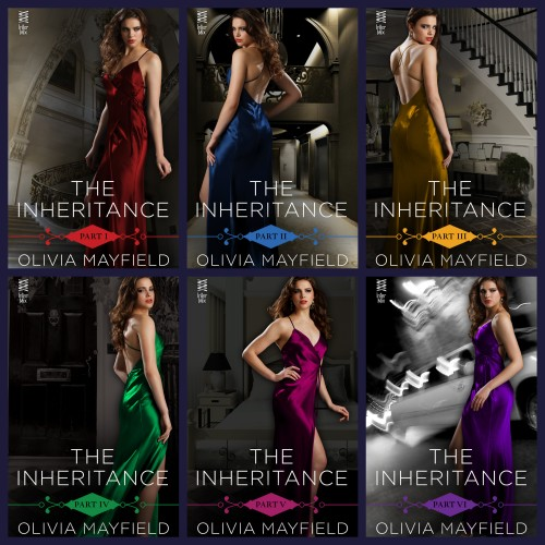 THE INHERITANCE- Olivia Mayfield