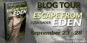 escape from eden banner copy