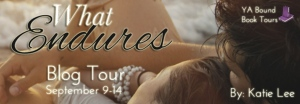 What Endures Blog Tour Banner