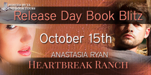 Heartbreak Ranch release banner copy