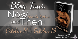 Now and Then banner copy