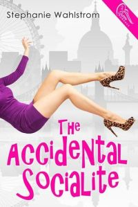 the accidental socialite cover