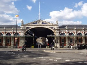 London's Smithfield Market
