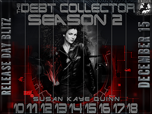 Debt Collector Season 2 Cover