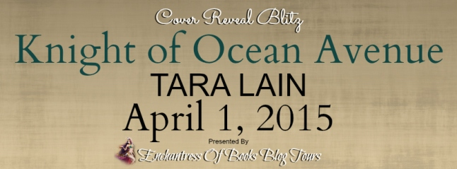 Knight Of Oceans Avenue Cover Reveal Banner