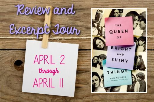 The Queen - Review and Excerpt Tour banner