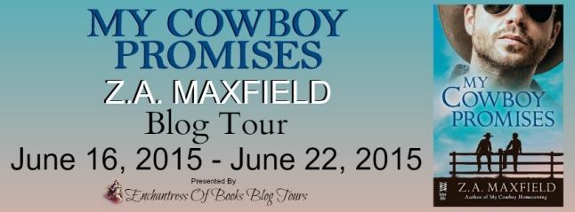 My Cowboy Promises Blog Tour Banner
