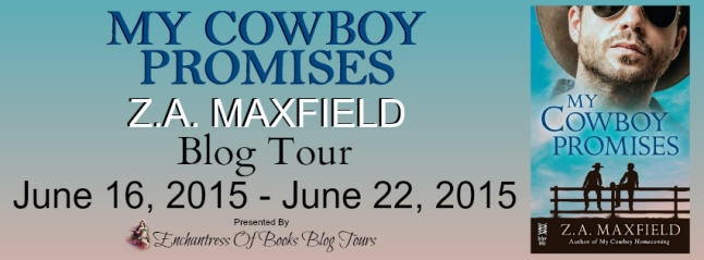 My Cowboy Promises Blog Tour Banner