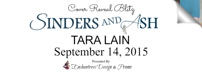 Sinders and Ash Cover Reveal Blitz Banner