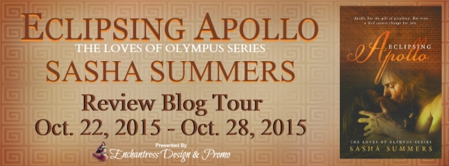 Eclipsing Apollo - Review Blog Tour Banner