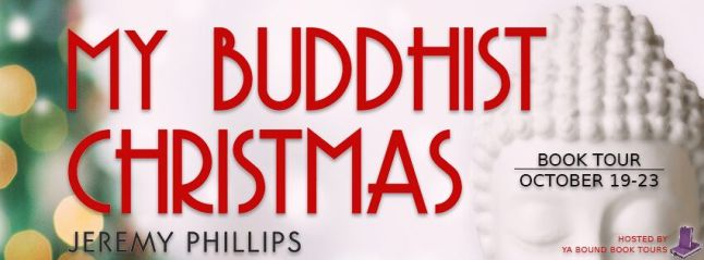 My Buddhist Christmas tour banner