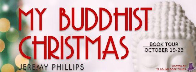 My Buddhist Christmas tour banner