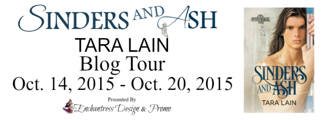 Sinder and Ash Blog Tour Banner