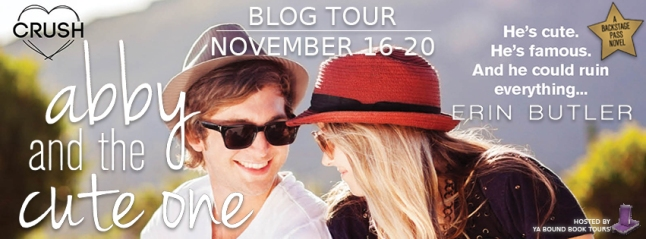 abby and the cute one tour banner