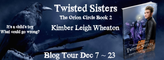 Twisted Sisters Blog Tour