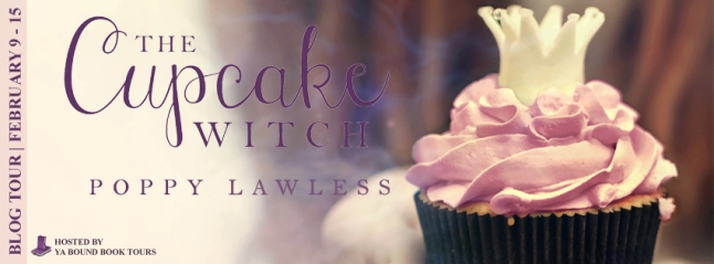 The Cupcake Witch tour banner