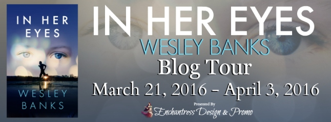 In Her Eyes Blog Tour Banner