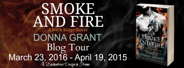 Smoke And Fire Blog Tour banner