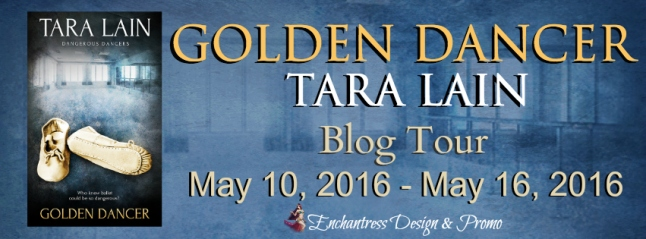 Golden Dancer Banner Blog Tour