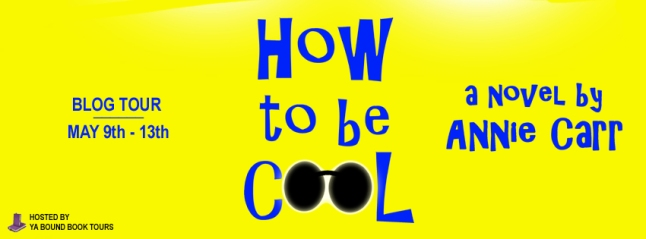 how to be cool tour banner