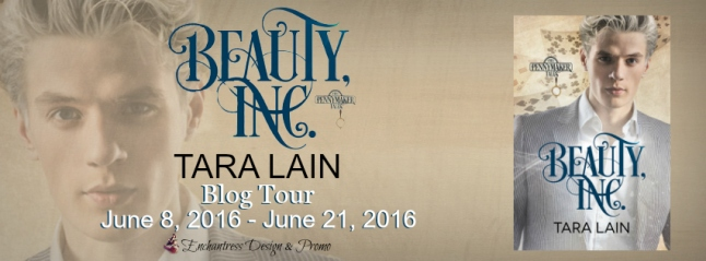 Beauty Inc Blog Tour Banner