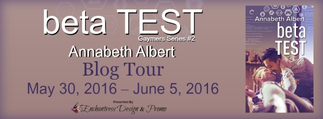 Beta Test Blog Tour Banner