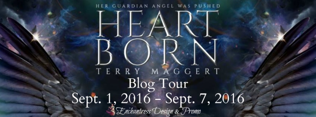 Heart Born Blog Tour Banner