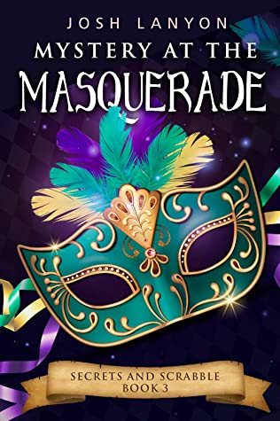 Mystery at the Masquerade cover