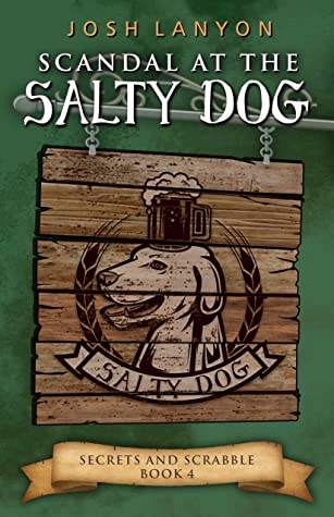 Scandal at the Solty Dog cover